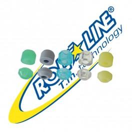 Suspensiones de elastómero Roll-line
