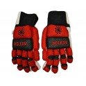 Gloves Wolkam Red with Velcro