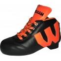 Boots Wolkam Black-Orange Fluor